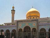 Zaynab's Shrine outside Damascus