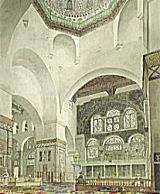 the Great Mosque in Damascus